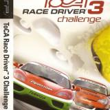 JOC PSP TOCA RACE DRIVER 3 CHALLENGE ORIGINAL / STOC REAL / by DARK WADDER