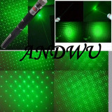 Laser 2000mW POINTER VERDE +CAP 3d - Laser pointer