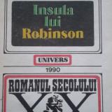 INSULA LUI ROBINSON - Arturo Uslar Pietri - Carte de calatorie