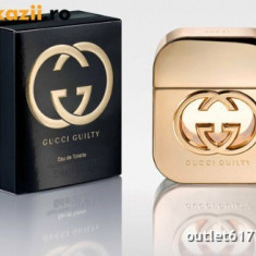 Gucci Guilty dama Made in France TRANSPORT GRATUIT - Parfum femeie Gucci, Apa de toaleta, 75 ml