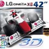 TELEVIZOR LED 3D FULL HD 107 CM LG 42LW4500 NOU