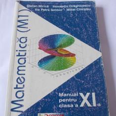 MATEMATICA M1, CLASA A XI A - Manual scolar Aramis, Clasa 11, Aramis