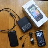 HTC Desire.In stare foarte buna estetic si functional 9.5/10 Procesor 1 Ghz, ecran AMOLED,Liber restea!  Desk Dock!!!!