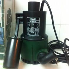 Pompa de Apa , Drenaj ',, Marca ,, DAB NOVA 300 '' este noua
