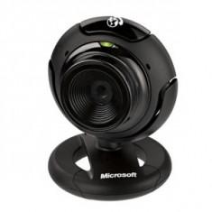 Microsoft LifeCam VX-1000 - Webcam Microsoft, Pana in 1.3 Mpx, CMOS, Microfon