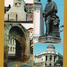 IASI MONUMENTE - Carte Postala Moldova dupa 1918, Necirculata, Fotografie