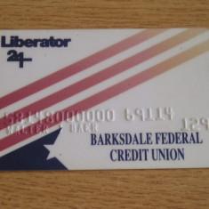 CARD BANCAR - PIESA DE COLECTIE - lot colectie