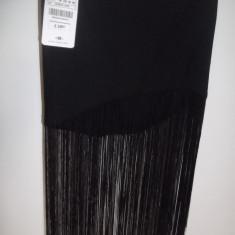 Fusta Zara deosebita -nou, Marime: M, Culoare: Negru, Poliester