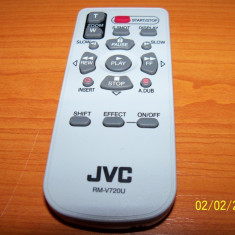 Telecomanda originala camera video JVC - Telecomanda Camera Video