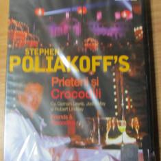 FILM DRAMA - PRIETENI SI CROCODILI - DVD, Romana