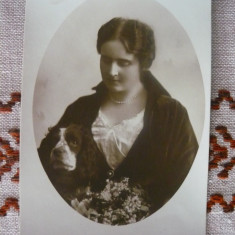 A. S. R. Printesa Elisaveta ( cu catel )