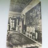 C.P.SINAIA-MUZEUL PELES-SALA DE MARMURA R.P.R - Carti Postale Romania dupa 1918, Circulata