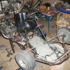 Go kart - Kart cu pedale