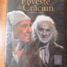 POVESTE DE CRACIUN - FILM DRAMA, DVD, Romana