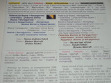 Program meci fotbal Romania - Bosnia 03.06.2011