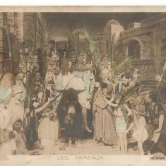 CPI (B1743) LE RAMEAUX, TULCEA 31 MARTIE, 1914, CIRCULATA