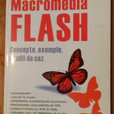 Macromedia FLASH - Carte webdesign polirom