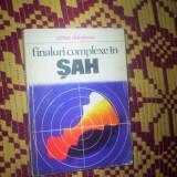Finaluri complexe in sah-Mihai Radulescu - Carte sport