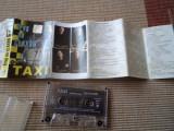 taxi trag un claxon album caseta audio muzica pop rock romaneasca mapa 2000