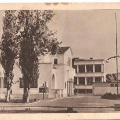 CPI (B1767) PLOIESTI, CASA PIONIERILOR, CIRCULATA, STAMPILA, TIMBRU IMPRIMAT, RPR - Carte Postala Muntenia dupa 1918, Printata