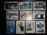 Lot timbre MNH - CUBA - noi 2010-2012