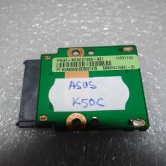 1602.Conector DVD-RW ASUS K50C 60-NVDCD1000-A01
