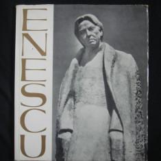 GEORGE ENESCU 80 ANIVERSARIO DE SU NACIMIENTO
