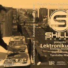Lektronikumuz - Analogic Sounds DVD (Day Edition)