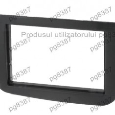 Rama adaptoare Seat Altea, Seat Toledo, negru, 2 ISO-000382