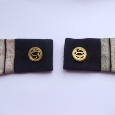 GRADE MILITARE SERGENT MAJOR , ARMA CHIMIE