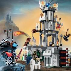 Lego Castel Knights' Kingdom II 8823-1: Mistlands Tower - LEGO Classic