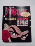 Calendar DIABOLIK pe anul 2009 (limba italiana)  R4P1F