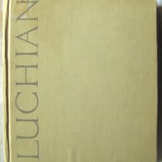 """""""STEFAN LUCHIAN"""", Texte de Vasile Dragut (in limba franceza), 1962. Carte noua, Alta editura"""