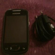Vand Samsung galaxy mini Negociabil - Telefon mobil Samsung Galaxy Mini, Negru, Neblocat