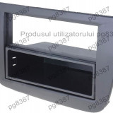 Rama adaptoare Seat Altea, Seat Toledo,negru, 2 ISO-000381