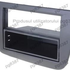Rama adaptoare Seat Altea, Seat Toledo, negru, 2 ISO-000381