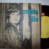 Disc vinil ( vinyl , pick-up ) format mic ANGELA ZILIA (EDC 892)