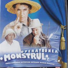 FILM OPERATIUNEA MONSTRUL - Teatru