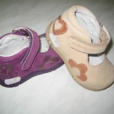 Pantofi copii WINK;cod LL603-1(mov);LL603-2(bej);marime:20-27