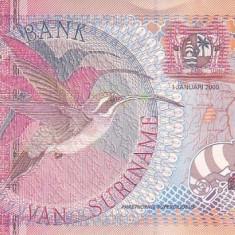 Bancnota Suriname 100 Gulden 2000 - P149 UNC - bancnota america