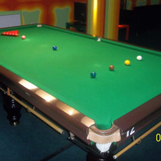 Masa Snooker Dynamic plus mante Pyramid
