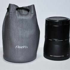 Fujifilm TL-FX9 BLK 1.5x Lens Converter + Fujifilm AR-FX9 Adapter ring