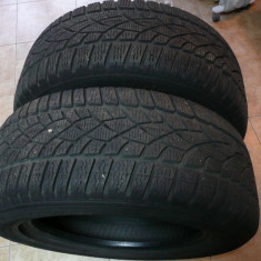 Vand 2 anvelope iarna DUNLOP SP WINTER SPORT 3D 225/55 R16 99H impecabile!