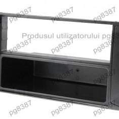 Rama adaptoare Skoda Octavia II, negru, 2 ISO-000393