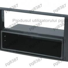 Rama adaptoare Skoda Octavia II, negru, 2 ISO-000392