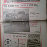 Ziarul flacara 2 septembrie 1983 (vizita lui ceausescu in jud. tulcea )