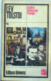 Copilaria.Adolescenta.Tineretea Lev Tolstoi, Univers, 1980, Stefan Zweig