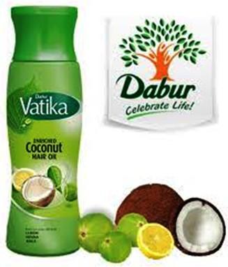 Ulei de cocos pentru par Vatika (made in India)
