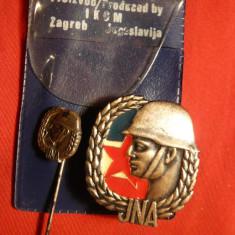 2 Insigne Militare Yugoslavia