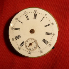 Mecanism pt. ceas de aur -inc. sec.XX - Piese Ceas